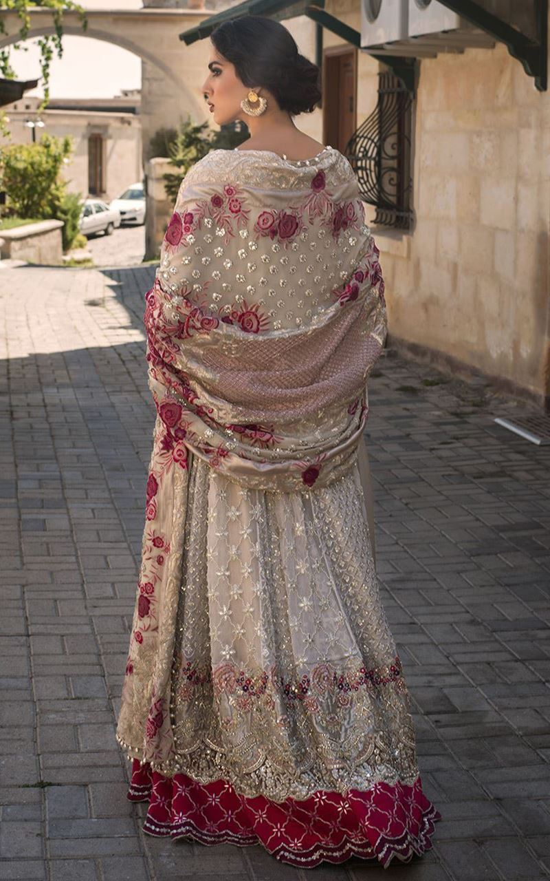 Picture of Ivory anarkali